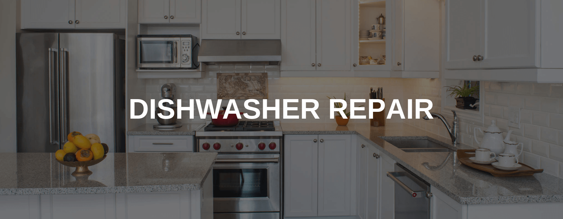 dishwasher repair washington